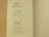 Zone pásmo Apollinaire (1988) litografie Žemlička