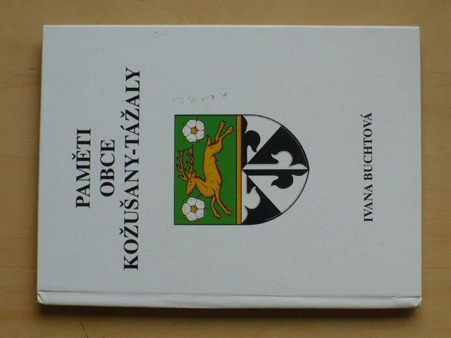 Buchtová - Paměti obce Kožušany - Tážaly (2000)