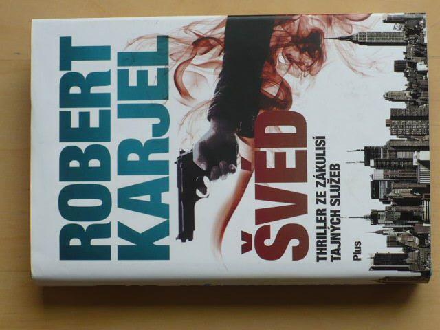 Karjel - Švéd - Thriller ze zákulisí tajných služeb (2014)