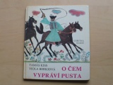 Kiss - O čem vypráví pusta (1982) il. Berkiová