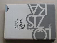 Havelka, Rozložník - Ložiska rud (SNTL 1990)