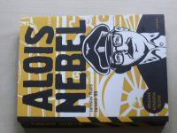 Jaroslav Rudiš, Jaromír 99 - Alois Nebel - Kreslená románová trilogie (2011)