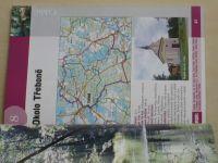 Paulík - Ottův turistický průvodce - Jižní Čechy - východ (2014)