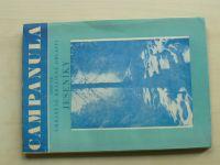 Sborník Chráněné krajinné oblasti Jeseníky - Campanula 1971
