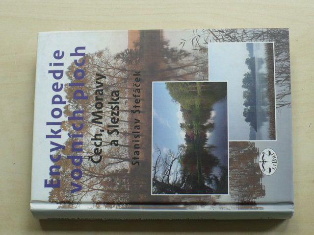 Štefáček - Encyklopedie vodních ploch Čech, Moravy a Slezska (2010)