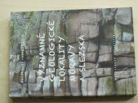 Vávra, Štelcl - Významné geologické lokality Moravy a Slezska (2014)