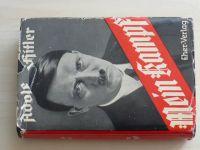 Adolf Hitler - Mein Kampf (München 1942)