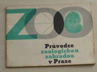 Král - Průvodce zoologickou zahradou v Praze (1965)