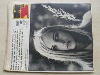 Mladý svět 37 (1972) ročník XIV.