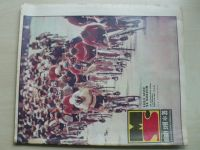 Mladý svět 39 (1981) ročník XXIII.
