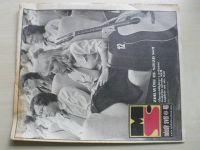 Mladý svět 40 (1982) ročník XXIV.