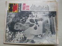 Mladý svět 41 (1982) ročník XXIV.