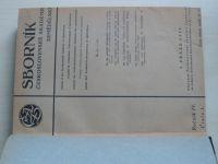 Sborník Československé akademie zemědělské (1929) ročník IV.