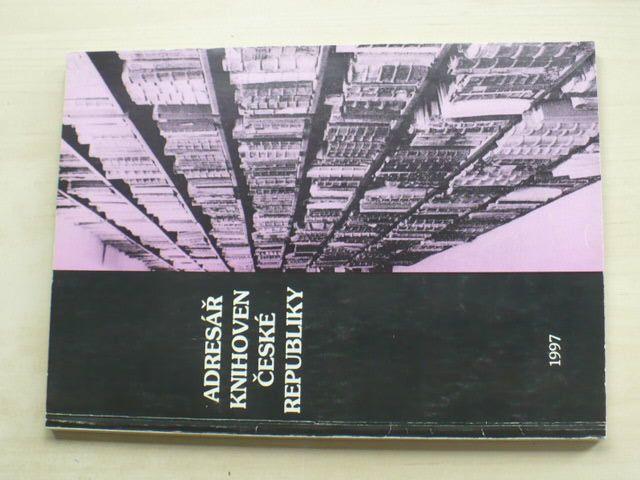Adresář knihoven české republiky (1997)