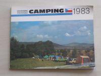 Czechoslovakia Camping 1986 (Katalog, anglicky, francouzsky, německy)