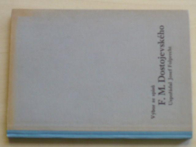 Folprecht - Výbor ze spisů F. M. Dostojevského (1935)