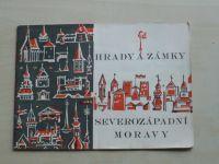 Gardavský - Hrady a zámky severozápadní Moravy (1962)