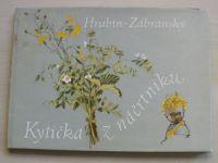 Hrubín, Zábranský - Kytička z náčrtníku (1984)