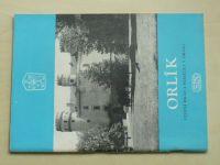 Orlík - Státní hrad a památky okolí (1967)