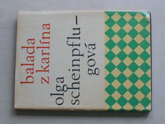 Scheinpflugová - Balada z Karlína (1967)
