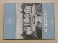 Buchlovice - Státní zámek a okolí (1958)