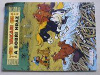 Derib, Job - Příhody malého indiána - Yakari a bobří hráz (2002)