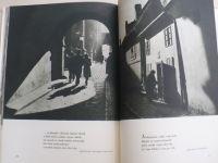 František Dvořák - Vidět Prahu (1948) foto Josef Hanka