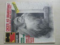 Mladý svět 1-52 (1992) ročník XXXIV. (chybí čísla 44-52, 43 čísel)