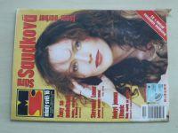 Mladý svět 16 (1998) ročník XL.
