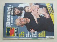 Mladý svět 40 (1996) ročník XXXVIII.