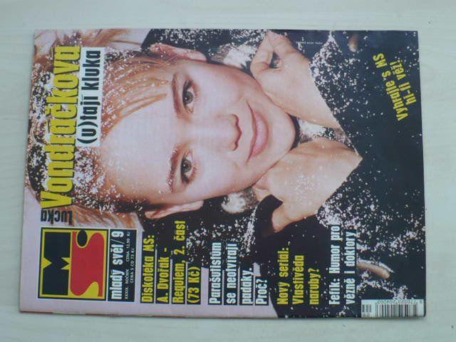 Mladý svět 9 (1997) ročník XXXIX.