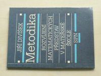 Divíšek - Metodika - Rozvíjení matematických představ v mateřské škole (1987)