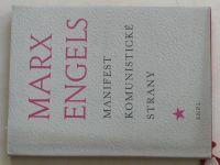 Engels - Manifest komunistické strany (1961)