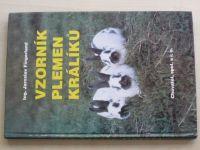 Fingerland - Vzorník plemen králíků (1994)
