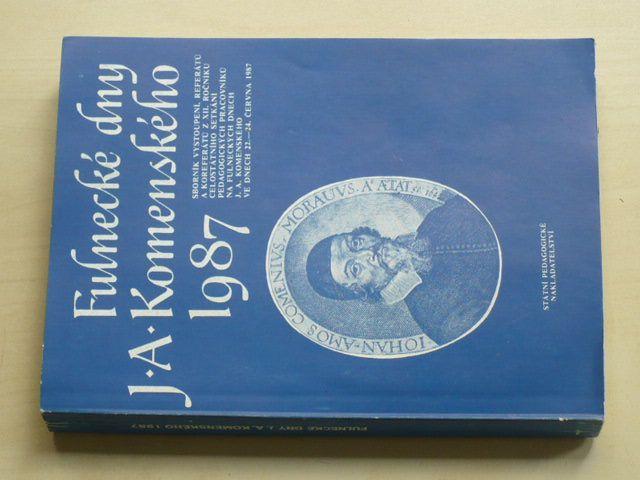 Fulnecké dny J. A. Komenského 1987 (1988)