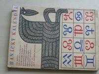 Hanácký kalendář 1969
