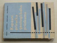 Kapesní příručka geologického průzkumu (1962)