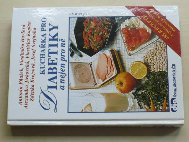 Kuchařka pro diabetiky a nejen pro ně (2004)