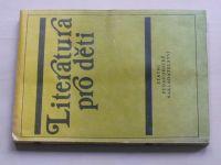 Literatura pro děti (1987)