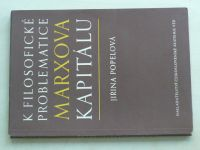 Popelová - K filosofické problematice Marxova kapitálu (1954)