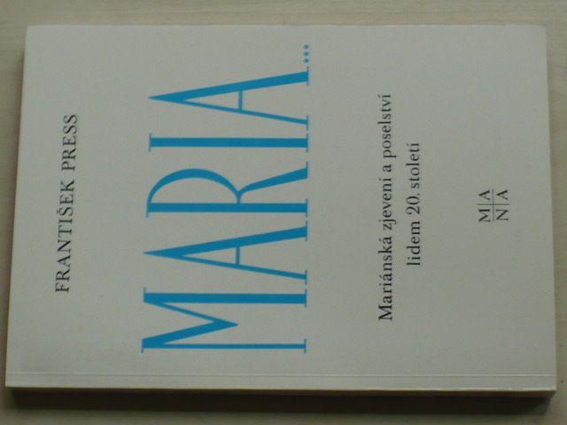 Press - Maria... (1991)