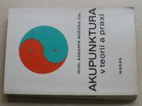 Růžička - Akupunktura v teorii a praxi (1985)