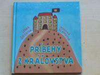Šáteková, Slamková - Príbehy z kráľovstva (2019) + omalovánky (slovensky)