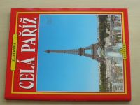 Zlatá kniha - Celá Paříž