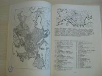 Archeologický atlas Evropy a Československa - UK Praha Fakulta filosofická, 1979