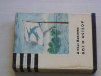 KOD 36 - Ransome - Boj o ostrov (SNDK 1959) il. K. Lhoták