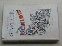 Mirko Pašek - Start a cíl (1955) Sportovní román