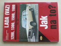 Daniels - Údržba a opravy automobilů LADA (VAZ) 1200, 1300, 1500, 1600, 1974-1991 (1999)