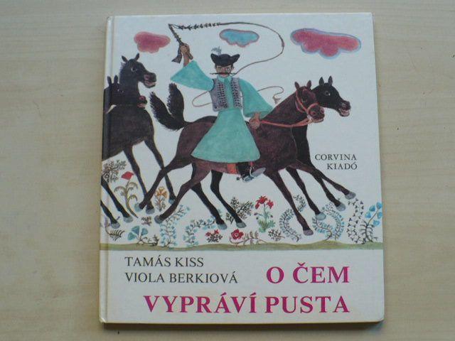 Kiss - O čem vypráví pusta (1982)