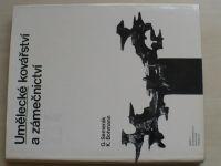 Semerák - Umělecké kovářství a zámečnictví (1979)
